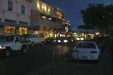 Lahaina at Night