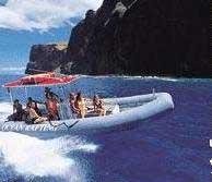 Maui Rafting
