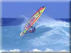 Maui Windsurfing - Johann & Sandra's Web