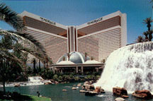The Mirage - Where we stayed!