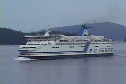 BC Ferries takes us to the U.S.
