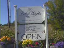 Bethel Heights Sign